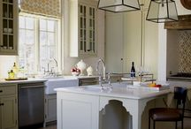 Cute Kitchens / by Kelly Wells