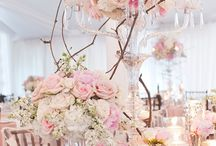 centerpieces / by Cynde Huber