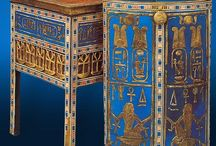 Ancient Egyptian Furniture / Pin dedicated to ancient Egyptian furniture