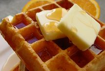 Waffles / Breakfast