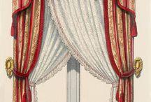 шторы рококо