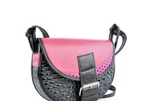 Kabelky z pravej kože  SŁOŃ TORBALSKI / Kožené kabelky na tejto nástenke sú proste inakšie.