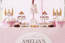 Pink Party ★ Sweet Tables / Pink party inspiration !