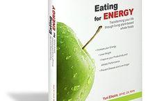 Eating For Energy / Eating for Energy - A raw food program by Yuri Elkaim