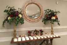 Fall Weddings / Fall Wedding inspiration from events at Ramblewood Country Club!