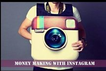 Make $$ with Instagram / Anyone can make $$$ just by posting photos and videos on Instagram. It´s that easy! Are you a photographer or do you like taking pictures and want to earn as much as you want? This is for you