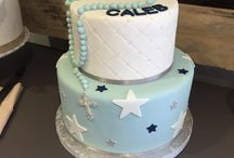 baptism cakes / cakes for a baptism or christening
