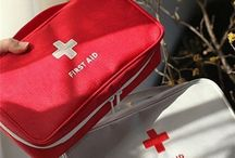 6 First Aid Medical Survival Kit