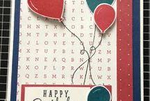 Close to my Heart Birthday
