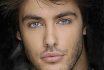 Easy on the Eyes... / Beautiful people...especially men.