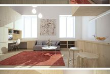 Mini lakás