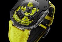 The New UR-105 TA Lemon, URWERK