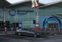 Airport Taxis Birmingham