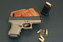Guns & Ammo / Guns & Ammunition / by Blake Cole