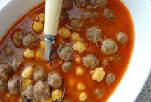 Sıcak yemekler-çorbalar-