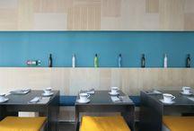 Restaurants & Bars / interiors for bars and restaurants