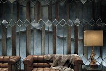 Idols: Roman And Williams / I have loved design giants Roman and Williams for years, their melting pot of rustic, luxurious, industrial, mid-century grandeur can be found in some of the best hotels and restaurants in the world, let alone NYC.