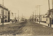 Burlington: then and now / Historic pictures of Burlington / by Burlington Public Library (WA)