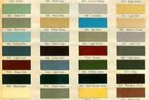 American Four Square paint / Exterior paint schemes