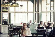 České restaurace, bary apod. / Czech Pubs, Cafes and Restaurants  / by OREA HOTELS