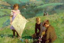 Painting | Harold Harvey