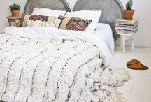 Moroccan wedding blankets