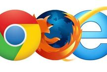 Browser / Whenever you found something interesting online you can share stuff more efficiently by using appropriate BROWSER.