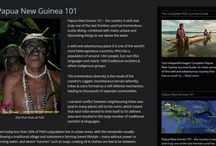 Papua New Guinea Survival Guide / The Complete Papua New Guinea Survival Guide - what you need to know about the wild and adventurous country of PNG