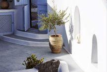 Kythnos houses
