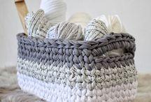 Crochet t-shirt yarn