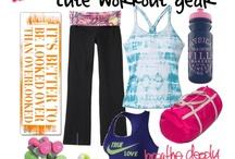 I Workout / by Lauren Hallmark