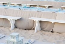 {On the Beach} / by Souffles de Fées Mariages