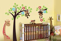 Rooms for children / by Jolene Sylva