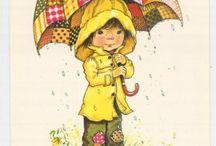 Illustration - Mary May
