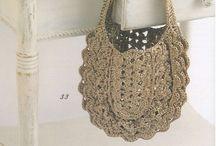 Handbags Crochet