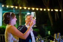 Dance the Night Away / Cut a rug, shake your groove thang, and get down...get down...get down tonight!  There's nothing like celebrating your new nuptials with a lively turn about the dance floor during your Key West destination wedding.