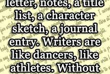 Live to Write, Write to Live / by Emily Morson