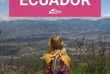 Travel in Ecuador