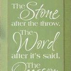 words to live by.. / by Destiny Pressley
