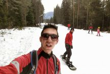 Bansko February 2015 / Trip at bansko ski center 22 February 2015