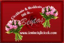 İZMİR ÇİÇEK SİPARİŞİ / çiçek siparişi izmir