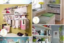 For my craft room / by Melissa Jamison