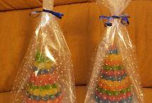 COSITAS DE NAVIDAD / Mis cositas de goma eva y fieltro hechas para Navidad