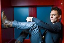 Sir Tom MF' Hiddleston / by Paula Cano