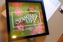 STAMPIN UP ONLY STUFF / by Angela  C Fernandez