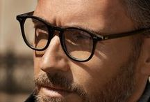 Men's Eyewear Trends
