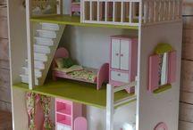 casa de muñeca.