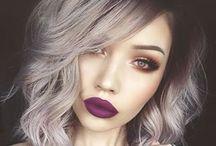 Hair colours and styles / Hair colours and styles