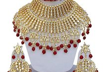 Beautiful Bride Kundan Bollywood Necklace