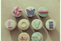cake cupcake cookie